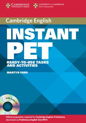 Instant Pet: Ready-To-Use Tasks and Activities - Ford, Martyn
