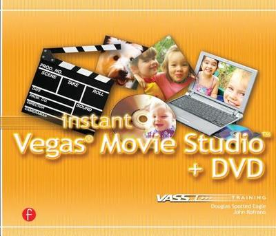 Instant Vegas Movie Studio + DVD - Spotted Eagle, Douglas
