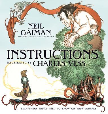 Instructions - Gaiman, Neil