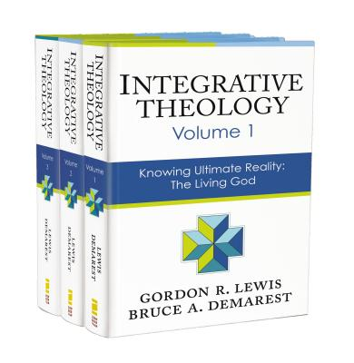 Integrative Theology, 3-Volume Set - Lewis, Gordon R., and Demarest, Bruce A.