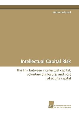 Intellectual Capital Risk - Kristandl, Gerhard
