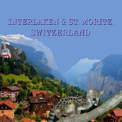 Interlaken and St. Moritz, Switzerland - R M, Naira
