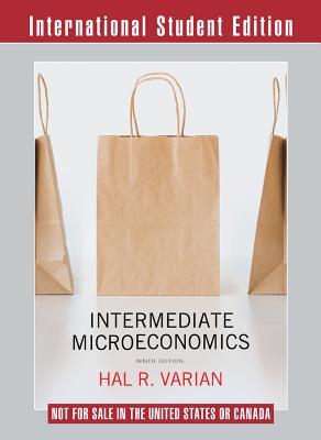 Intermediate Microeconomics: A Modern Approach - Varian, Hal R.