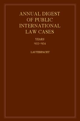 International Law Reports - Lauterpacht, H (Editor)