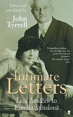 Intimate Letters - Tyrrell, John