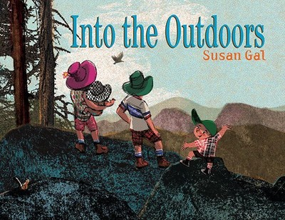 Into the Outdoors - Gal, Susan