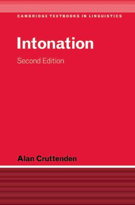 Intonation - Cruttenden, Alan