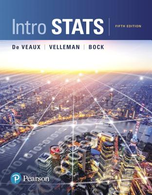 Intro STATS - de Veaux, Richard D, and Velleman, Paul F, and Bock, David E