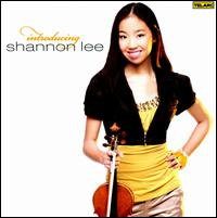 Introducing Shannon Lee - Pamela Mia Paul (piano); Shannon Lee (violin)
