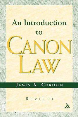 Introduction to Canon Law Revised Edition - Coriden, James A