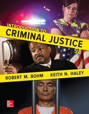Introduction to Criminal Justice book by Robert M Bohm, Ph D  | 16