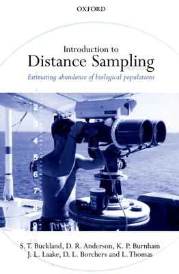 Introduction to Distance Sampling: Estimating Abundance of Biological Populations - Buckland, Steven