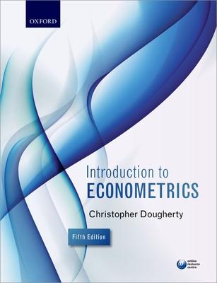 Introduction to Econometrics - Dougherty, Christopher