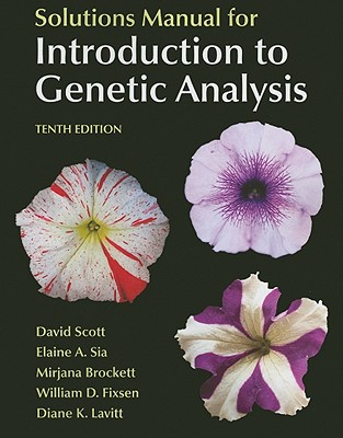 Introduction to General Analysis, Solutions Manual - Scott, David, and Sia, Elaine A, and Brockett, Mirjana