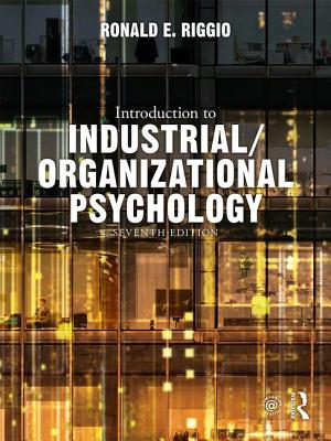 Introduction to Industrial/Organizational Psychology - Riggio, Ronald E.