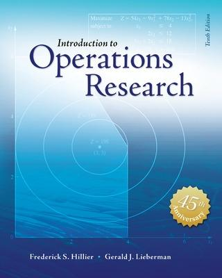 Introduction to Operations Research - Hillier, Frederick, and Lieberman, Gerald