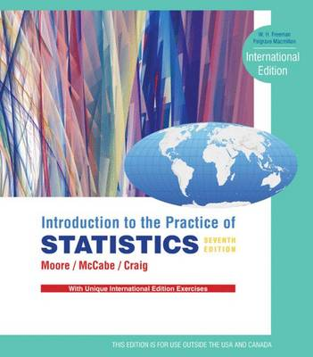 Introduction to the practice of statistics book by david s moore introduction to the practice of statistics moore david s and mccabe fandeluxe Gallery
