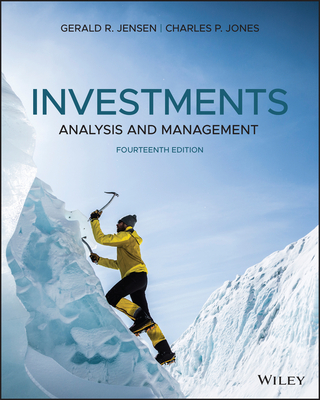 Investments: Analysis and Management - Jones, and Jensen