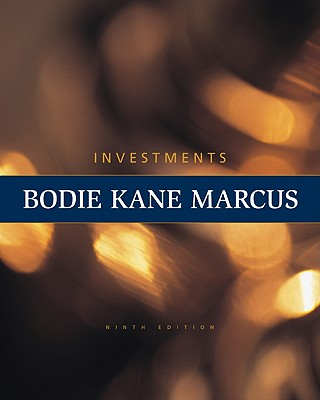 investments and portfolio management bodie kane marcus 9th edition pdf