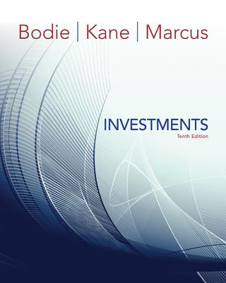 Investments - Bodie, Zvi, and Kane, Alex, and Marcus, Alan J.