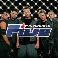 Invincible [Germany Bonus Track] - 5ive