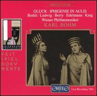 Iphigenie in Aulis - Alois Pernerstorfer (bass); Christa Ludwig (mezzo-soprano); Elisabeth Steiner (soprano); Inge Borkh (mezzo-soprano);...