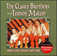 Irish Folk Songs & Airs - The Clancy Brothers w/ Tommy Makem