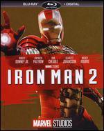 Iron Man 2 [Includes Digital Copy] [Blu-ray]