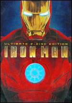 Iron Man [2008] [WS] [Ultimate Edition] [2 Discs] [O-Sleeve] - Jon Favreau