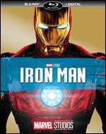 Iron Man [Includes Digital Copy] [Blu-ray]