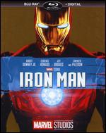 Iron Man [Includes Digital Copy] [Blu-ray]