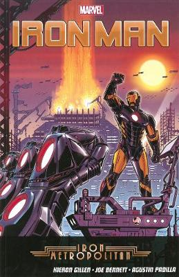 Iron Man Vol. 4: Metropolitan - Gillen, Kieron, and Eaglesham, Dale (Artist)