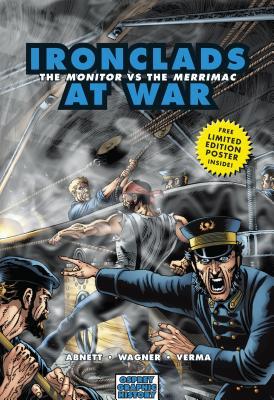 Ironclads at War: The Monitor vs. the Merrimac - Abnett, Dan