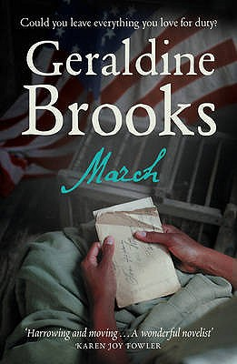 March: A Love Story in a Time of War - Brooks, Geraldine