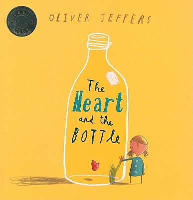 The Heart and the Bottle - Jeffers, Oliver, and Bonham Carter, Helena (Read by)