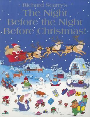 The Night Before the Night Before Christmas -
