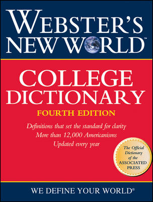 Webster's New World College Dictionary, Indexed - Webster's New World Dictionary, and Webster