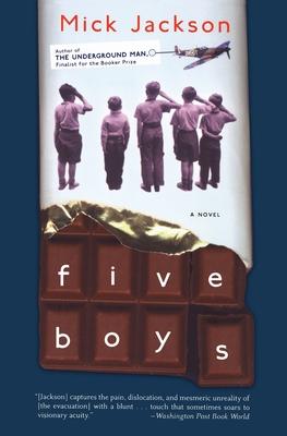 Five Boys - Jackson, Mick