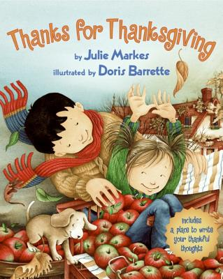 Thanks for Thanksgiving - Markes, Julie