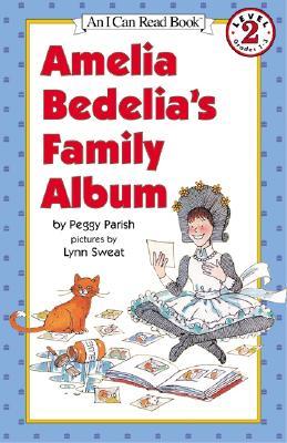 I Can Read Book Level 2 Amelia - Parish, Peggy