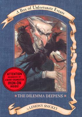A Series of Unfortunate Events Box: The Dilemma Deepens (Books 7-9) - Snicket, Lemony, and Helquist, Brett (Illustrator)