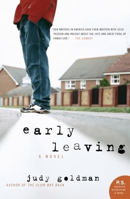 Early Leaving - Goldman, Judy