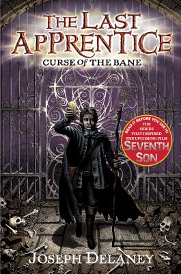 Curse of the Bane - Delaney, Joseph
