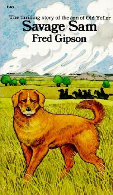 Savage Sam - Gipson, Fred