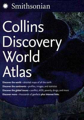 Collins Discovery World Atlas - Collins (Creator)