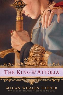 The King of Attolia - Turner, Megan Whalen