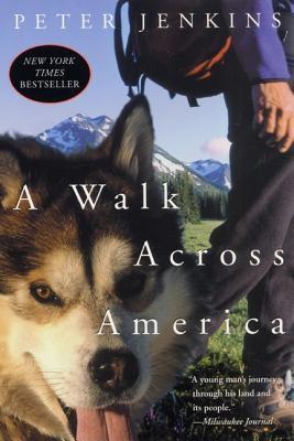 A Walk Across America - Jenkins, Peter