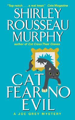 Cat Fear No Evil - Murphy, Shirley Rousseau