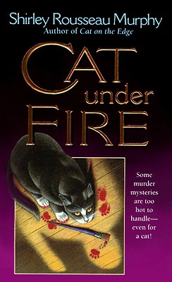 Cat Under Fire: A Joe Grey Mystery - Murphy, Shirley Rousseau, and Copyright Paperback Collection