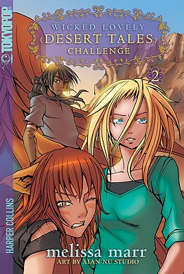 Wicked Lovely Challenge - Marr, Melissa